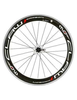 Pinarello's FP7 comes with Claw Carbon wheels from in-house brand Most