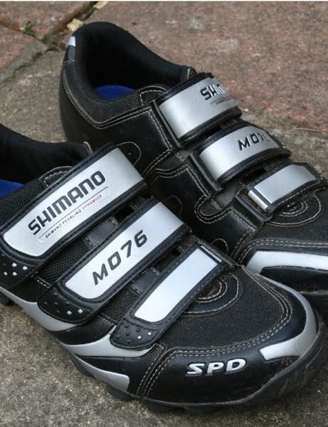 Shimano M076 SPD shoe