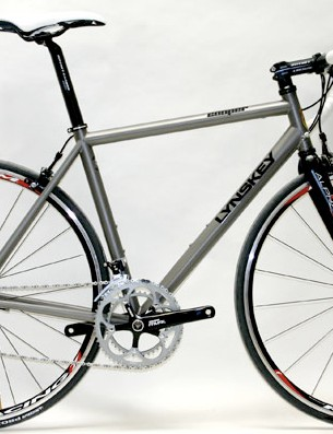 The 2009 Lynskey Cooper.