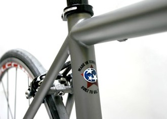 The clean welds from Lynskey.
