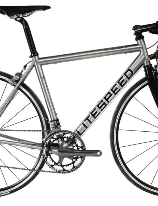 The 2009 Litespeed Xicon.