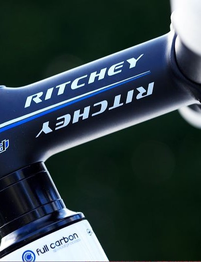 Ritchey cockpit performs well but is subtle in appearance