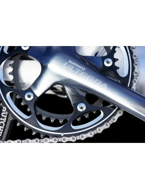 Ultegra SL does the job with style and finesse