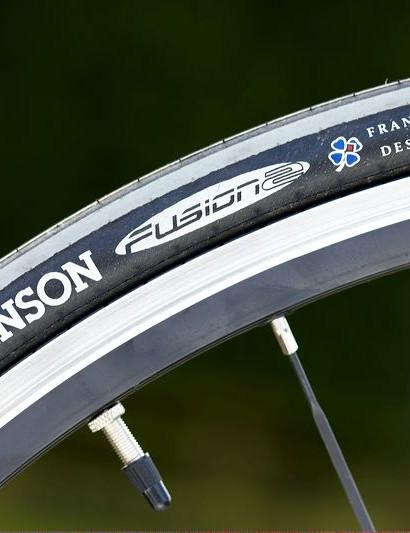 Hutchinson Fusion 2 Tyres
