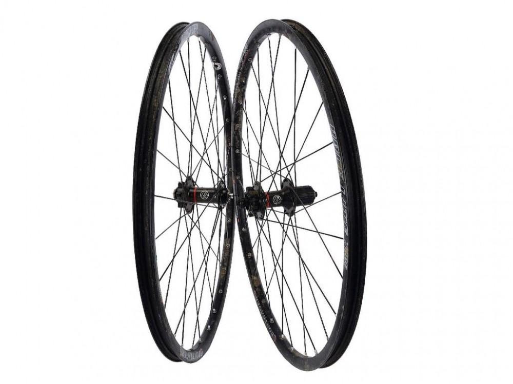 Bontrager Race Lite TR wheelset