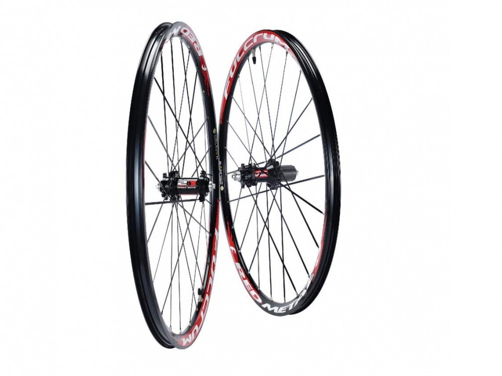 Fulcrum Red Metal 3 Wheelset