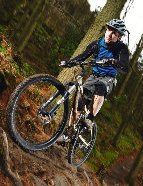 The Trek is a solid trail all-rounder with a proven heritage
