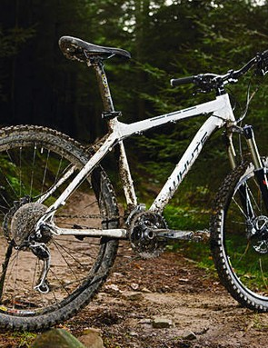 Subtle tweaks to the 905's geometry this year  have created a  compelling ride