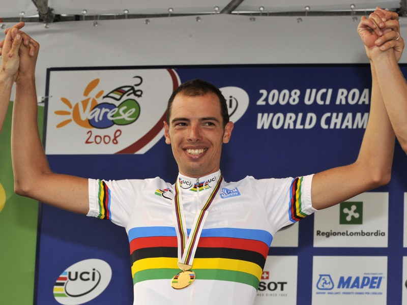World champion Alessandro Ballan says he's looking forward to Milan-San Remo and the northern classics