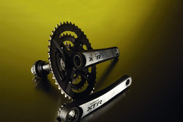 Shimano XTR Chainset