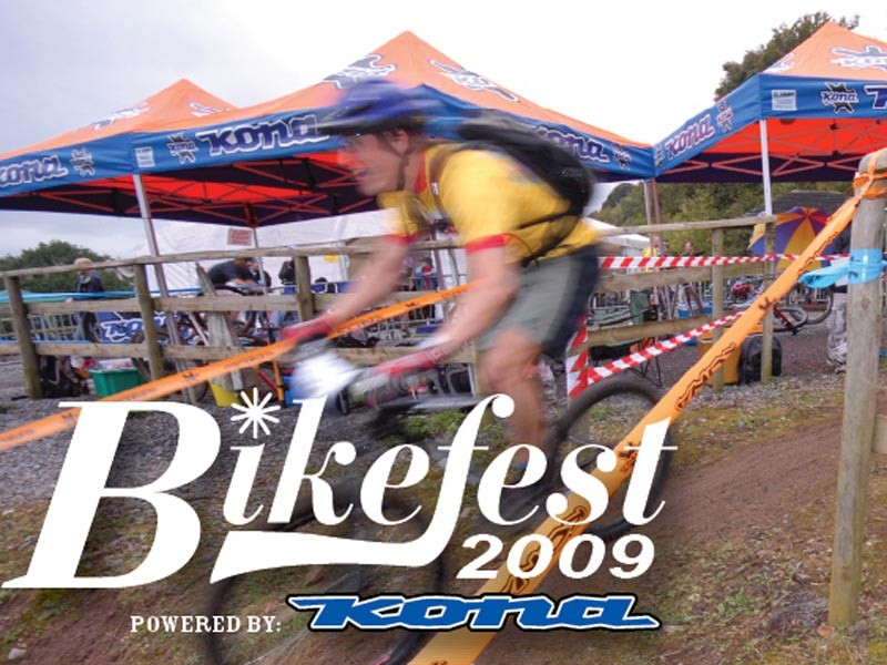 Kona Bikefest dates announced for 2009