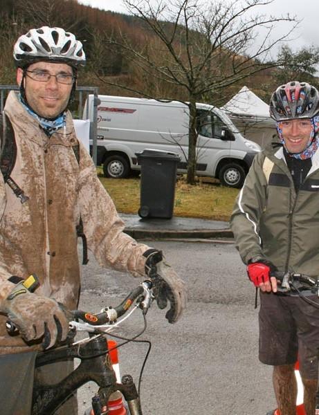 Post-demo riders