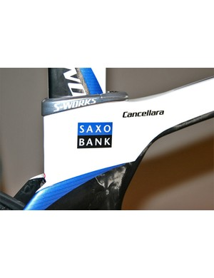 Cancellara may be using a new bike this year but we anticipate that he will continue his winning ways.