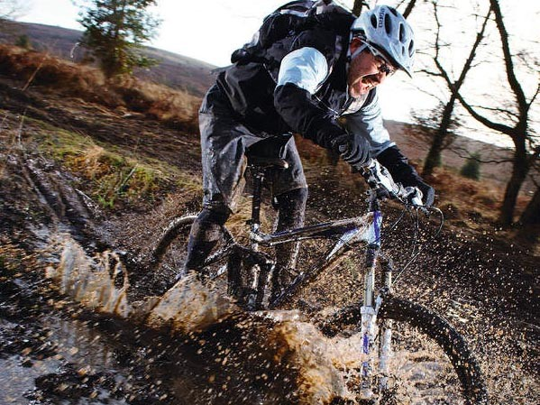 If you want to use momentum to get through thick mud you need to be bold and charge right in