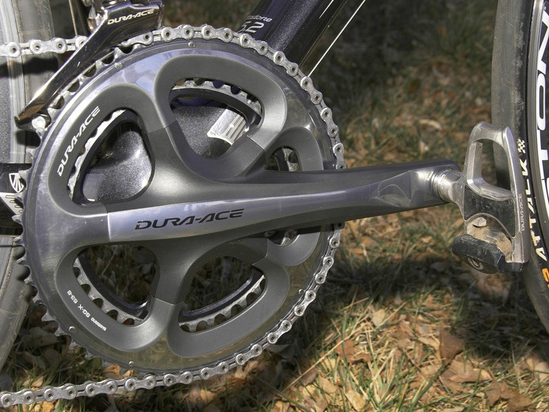 The new crankset is undoubtedly one of the stars of the group and is now offered in a compact version as well