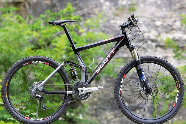 Test ride a Scott Genius at the Glentress Demo Day