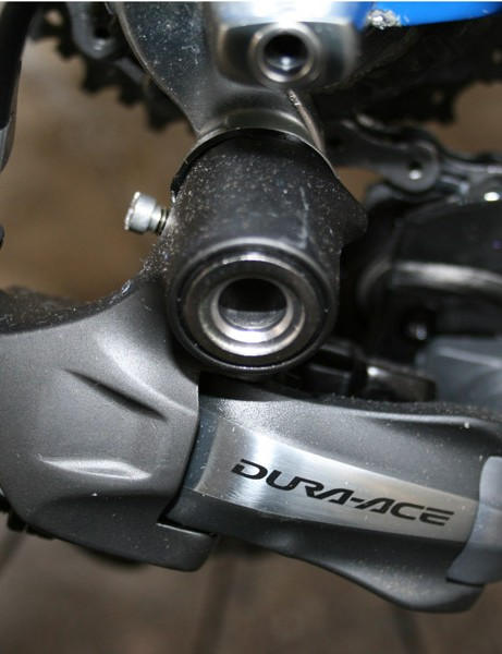 Shimano Dura-Ace Di2 demo bike