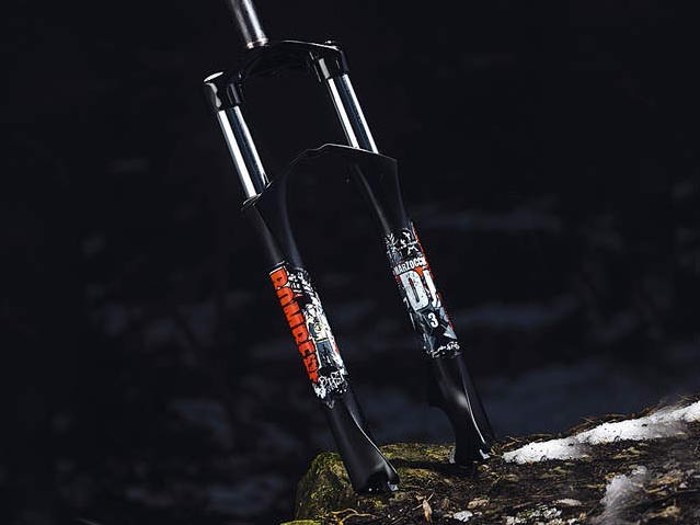 Marzocchi Dirt Jumper 3 Fork
