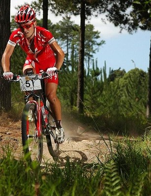 Burry Stander was in a class of his own as he won his seventh consecutive national title