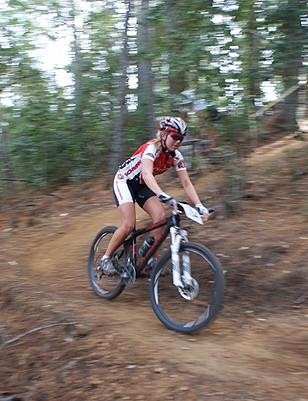 Heletjie van Staden grabbed third place overall