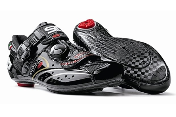 Sidi's new Ergo 2 Carbon Vernice shoes