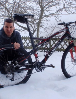 Mountain bike marathon world champ Christoph Sauser is to use Rotor's Q-Rings, along with the rest of the Specialized team