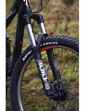 Coil forks are a popular budget choice, but they're not as easy to set up for different rider weights as air units