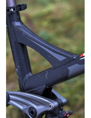 Specialized sweats the details of its bike designs to get the overall look just right and it shows in the frame details