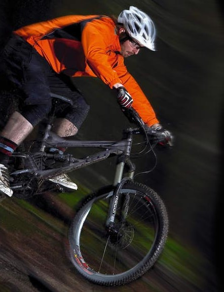 The XCR comes with great value kit, but most of all it's just great fun to ride