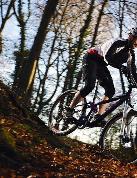 The Myka FSR is everything a first full suss bike should be.