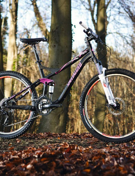 The Myka's ideal for novices and more experienced riders