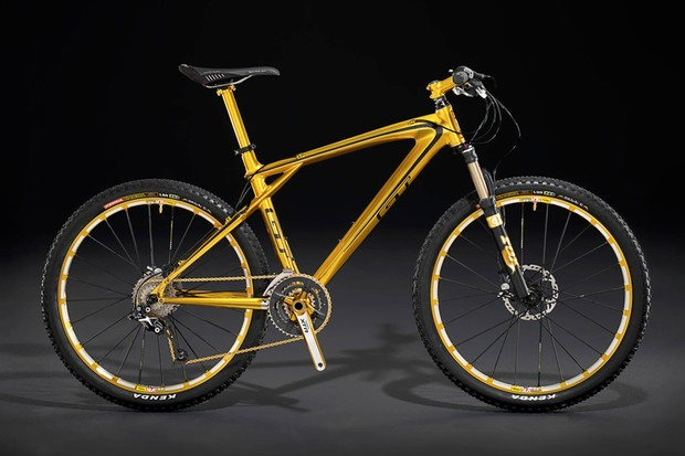 Have you seen this bike?	GT has reported one of its specially finished Zaskar bikes missing and is offering a US$3000 reward for its return.