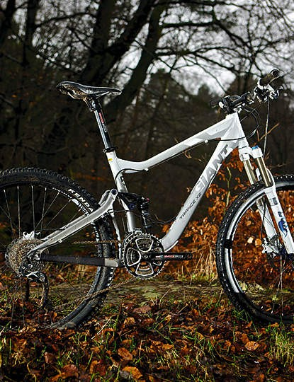Giant's tight, light and tough all-rounder still lacks that X factor on the trail