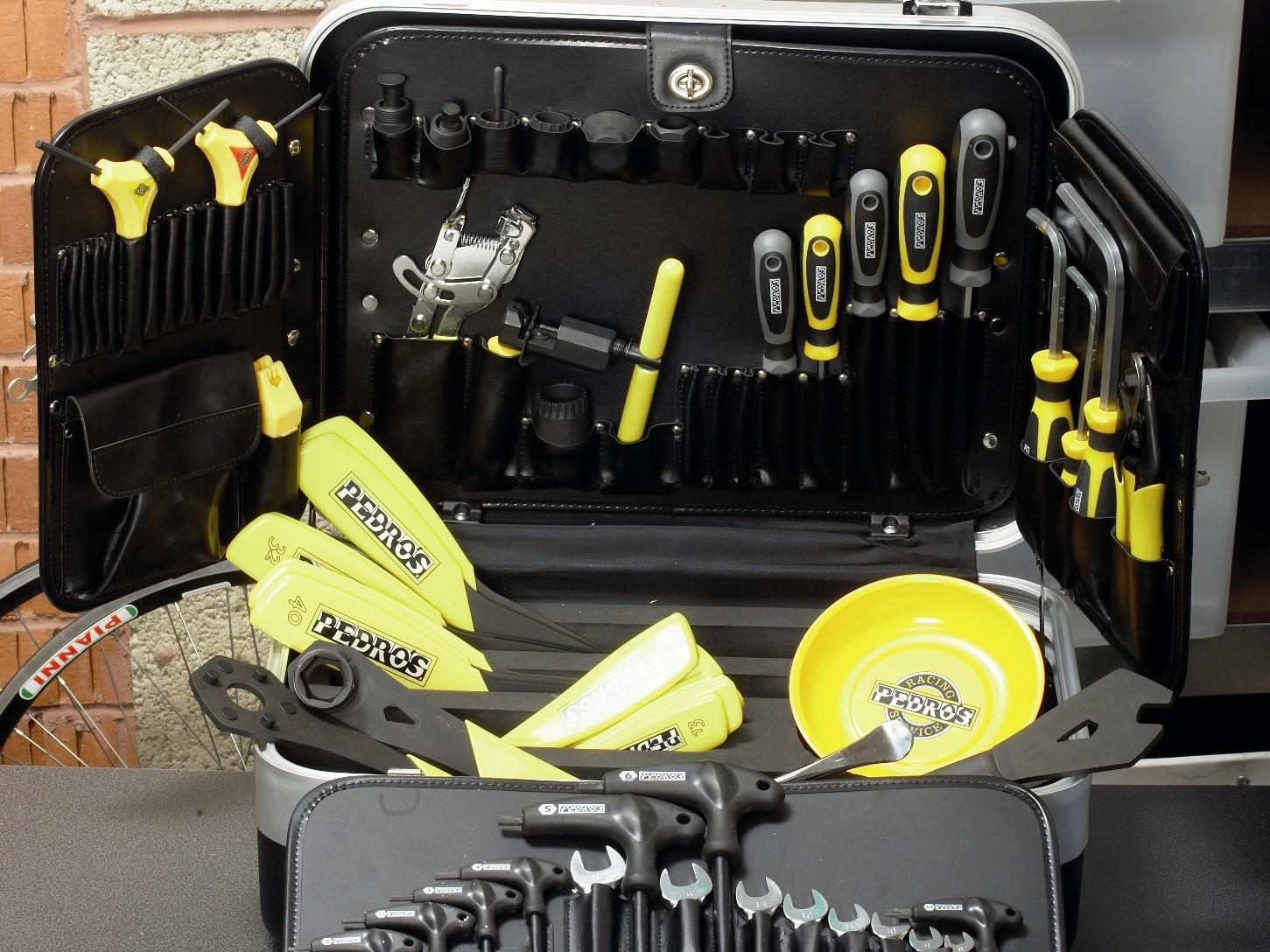 Pedro's are providing toolkits for mechanics in Zambia