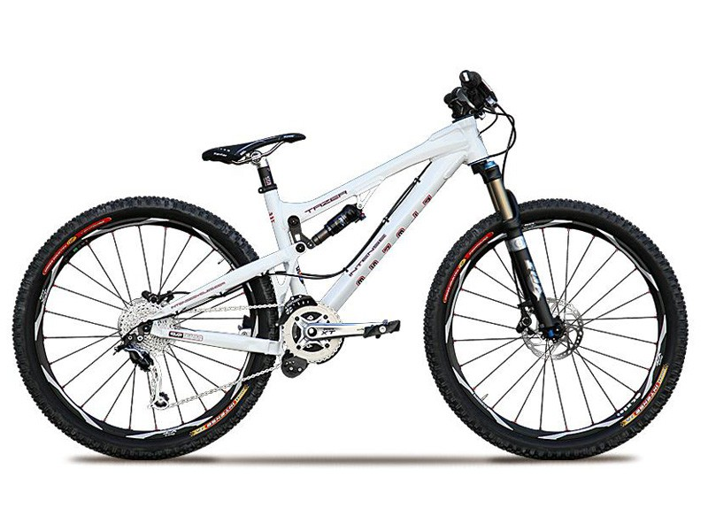 Intense's new Tazer VP is designed for 4X and dual slalom racing