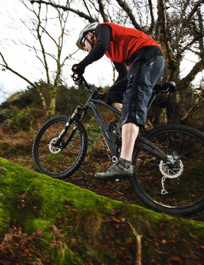 The Mount Vision is a trail bike that'll bring out the devil in every ride