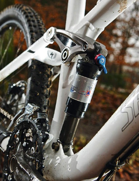 Lever fl icking goodness helps get full potential from the smooth suspension