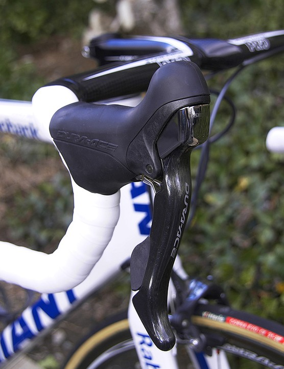 Gesink and Rabobank have switched to Shimano Dura-Ace 7900 for 2009