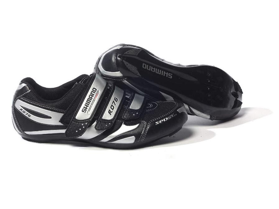 Shimano R076 SPD shoe - BikeRadar
