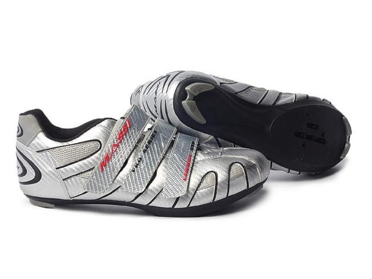 Massi Corsa Syncro Silver Shoes
