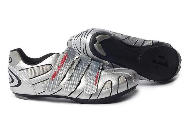 Massi Corsa Syncro Silver Shoes