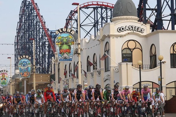 The Tour Series will call into Blackpool on its way around the UK