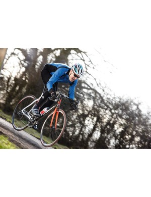 Smooth, impeccable handling that's ideal for any fast riding