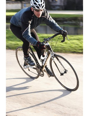 Once you'd ridden the Giant RCR advance it didn't matter what groupset it had on it