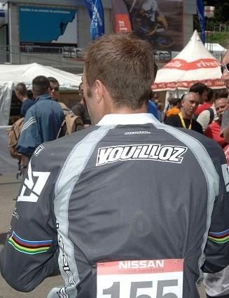 Nico Vouilloz and Gilles Lapierre