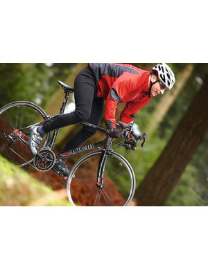 The Cinelli proves that you don't have to spend a fortune to find a fast and comfortable machine
