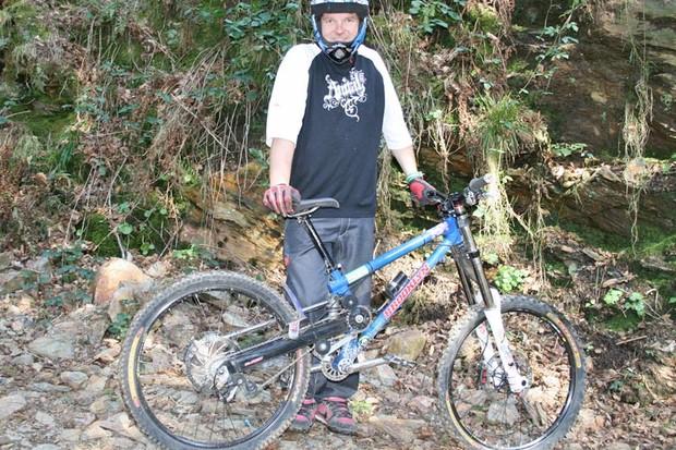 Andy Boyle, Woodland Riders club secretary
