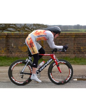Simon Richardson won the disabled category