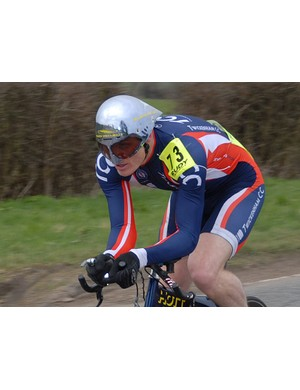 John Warnock finished second in the men's category