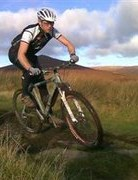 Rob Lee of Iron Horse Extreme is trying to ride all the 7Stanes red trails in one go